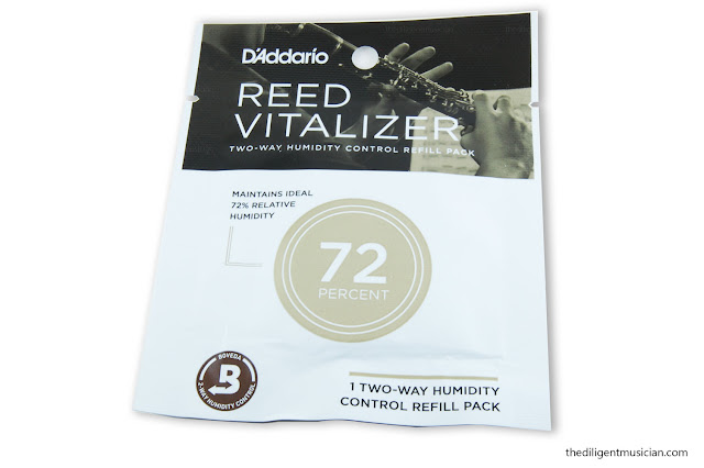 D'Addario Multi Instrument Reed Revitalizer pack
