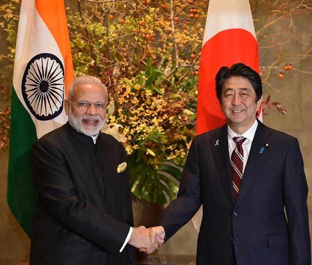 भारत-जापान के बीच ऐतिहासिक परमाणु समझौता
