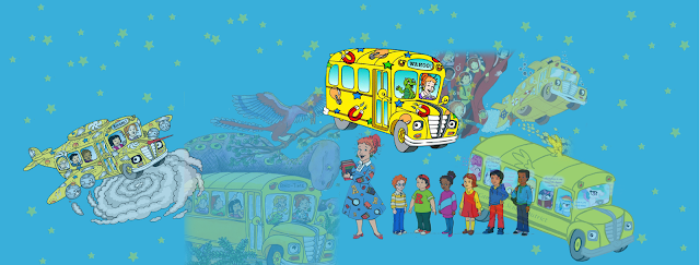Kumpulan Foto The magic school bus, Fakta The magic school bus dan Video The magic school bus
