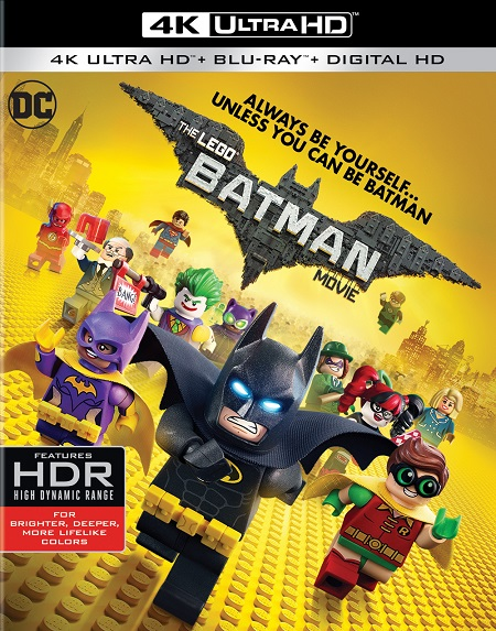 The LEGO Batman Movie 4K (Batman: La LEGO Película 4K) (2017) 2160p 4K UltraHD HDR BluRay REMUX 38GB mkv Dual Audio Dolby TrueHD ATMOS 7.1 ch
