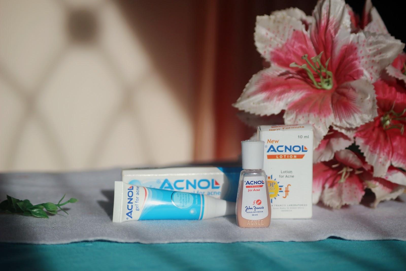 New Acnol Lotion 10 Ml For Acne Care Solutiion Acne & Blemish Treatments Health & Beauty