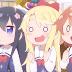 Download Anime Watashi ni Tenshi ga Maiorita! Subtitle Indonesia