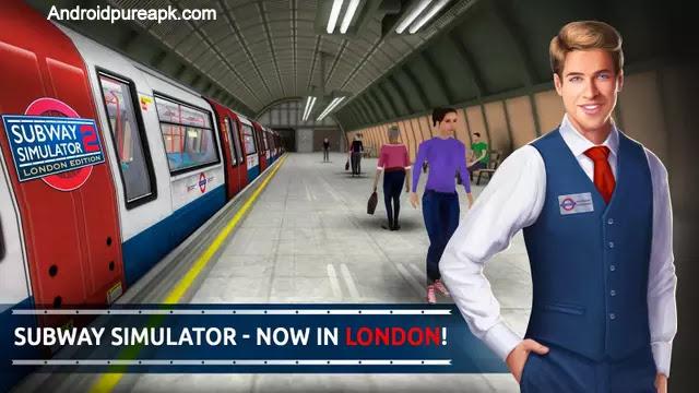 Subway Simulator 2: London PRO Apk