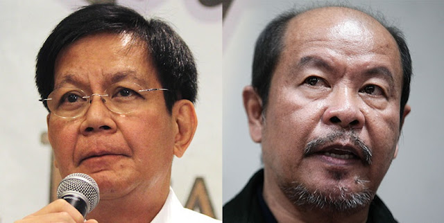 Lacson to Lascañas: 'Present evidence against Duterte, don't waste everybody's time'