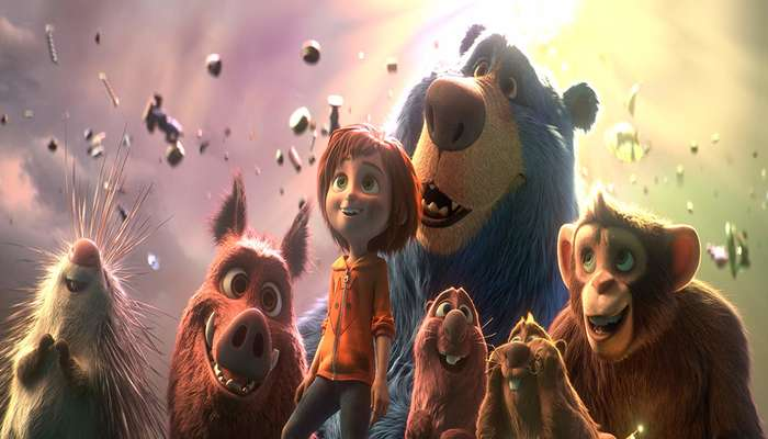 Wonder Park First Look
