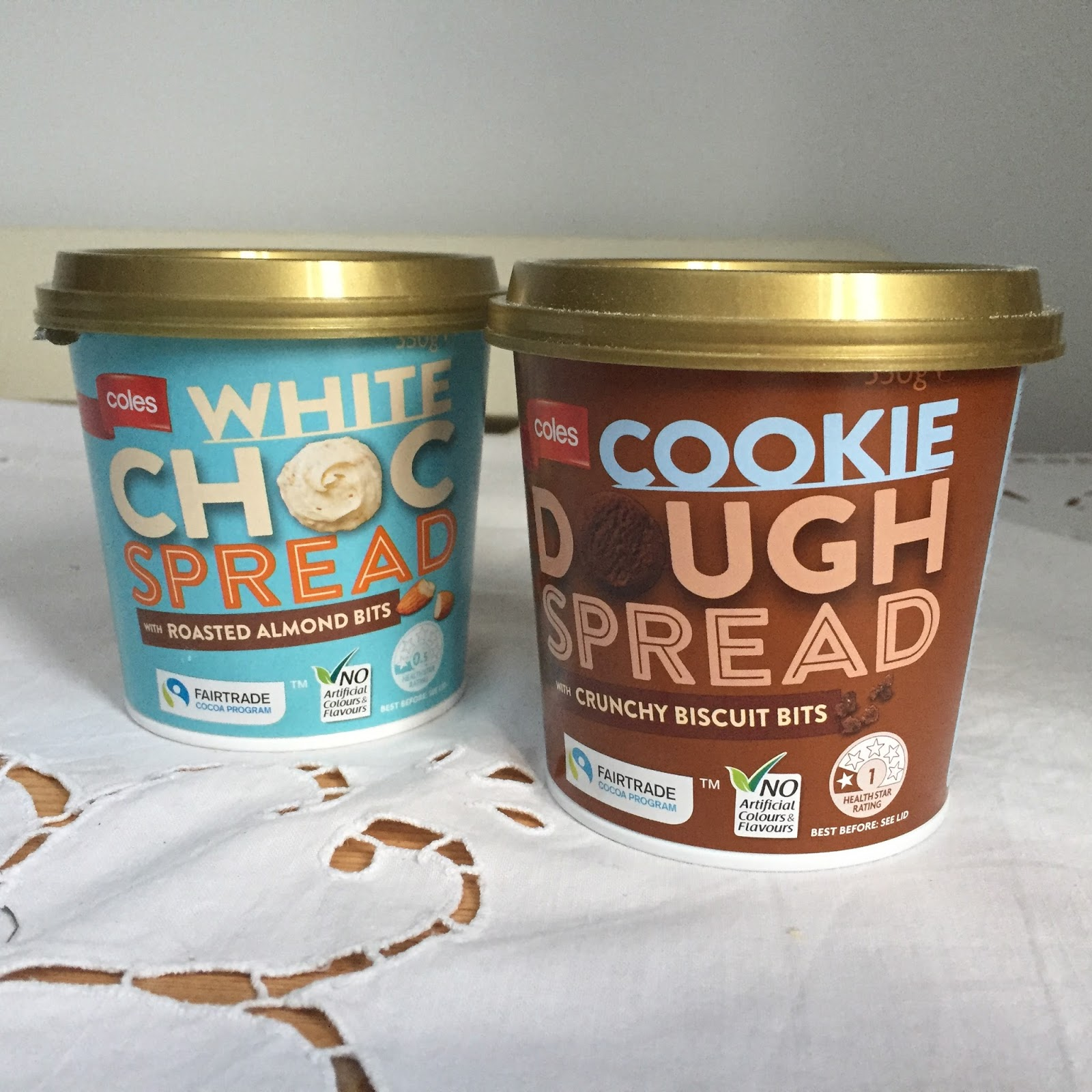 Archived Reviews From Amy Seeks New Treats Coles Cookie Dough And