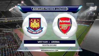 Prediksi West Ham United vs Arsenal - Kamis 14 Desember 2017