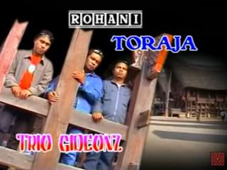 Lirik Lagu Toraja Pagarri' Mokan Puang - Trio Gideonz