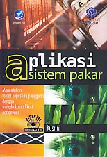 AJIBAYUSTORE  Judul Buku : APLIKASI SISTEM PAKAR Pengarang : STMIK AMIKOM Penerbit : Andi