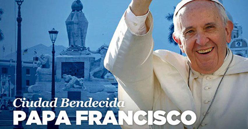 SE VIENEN MÁS FERIADOS: Gobierno evalúa declarar días no laborales por visita del Papa Francisco
