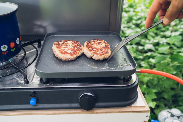 Cadac 2-Cook 2 Pro Deluxe Gasgrill 10