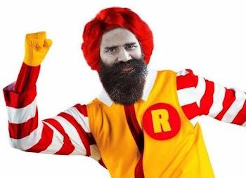 Next on Baba Ramdev's retail hit list: McDonald's, KFC and Subway