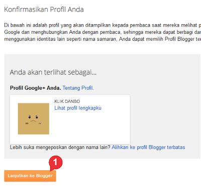 Profil Google Plus