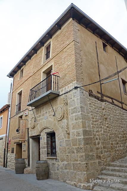 Casa del cordón, Castrojeriz