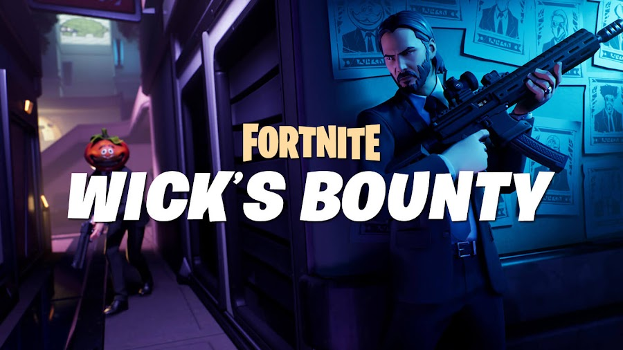 fortnite john wick crossover pc ps4 xbox one nintendo switch