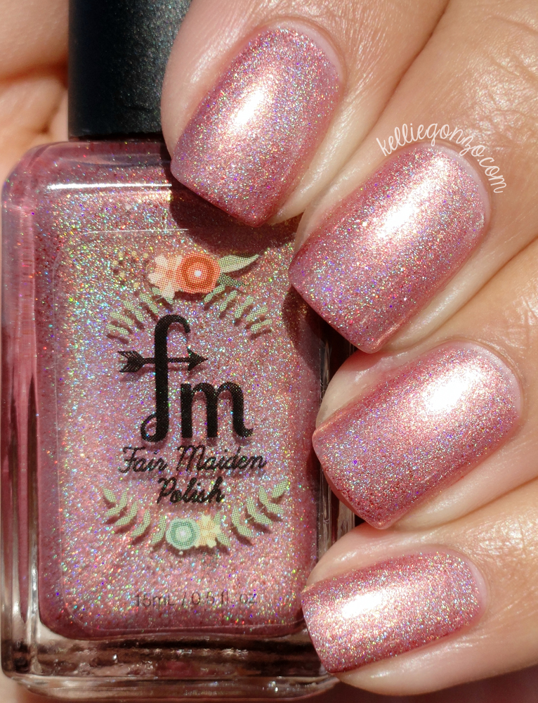 Fair Maiden Polish Athena