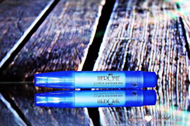 Co zawiera, jak działa i czy warto sięgnąć po pisak do zmiękczania skórek Herome Cuticle Softener Pen?