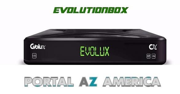 Resultado de imagem para EVOLUTIONBOX EVOLUX PORTAL AZAMERICA