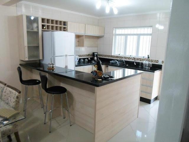 decorar cozinha grande : decorar cozinha grande:Construindo Minha Casa Clean: Cozinha em Laca ou MDF? Modernas e