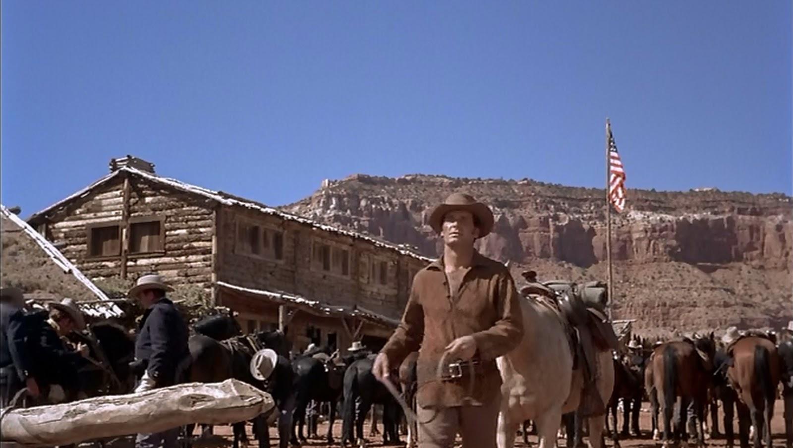 Ben Davis Ford >> HISTORY OF THE PARRY LODGE, KANAB, UTAH: Kanab Movie Fort ...
