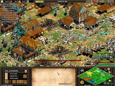 GAME TRAINER CHEAT HACK: Age of Empires Conquerors Trainer