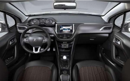 2018 peugeot 2008. unique 2008 2018 peugeot 2008 interior on peugeot