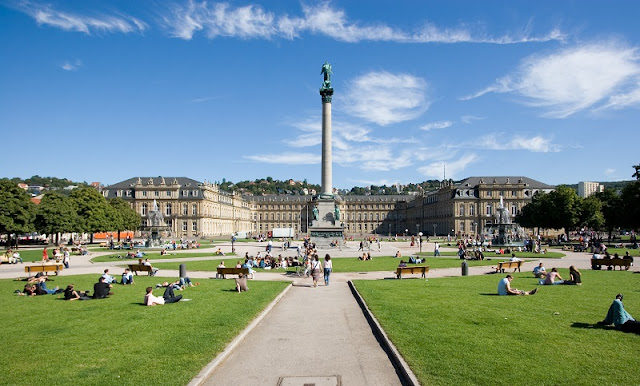 Schlossplatz em Berlim
