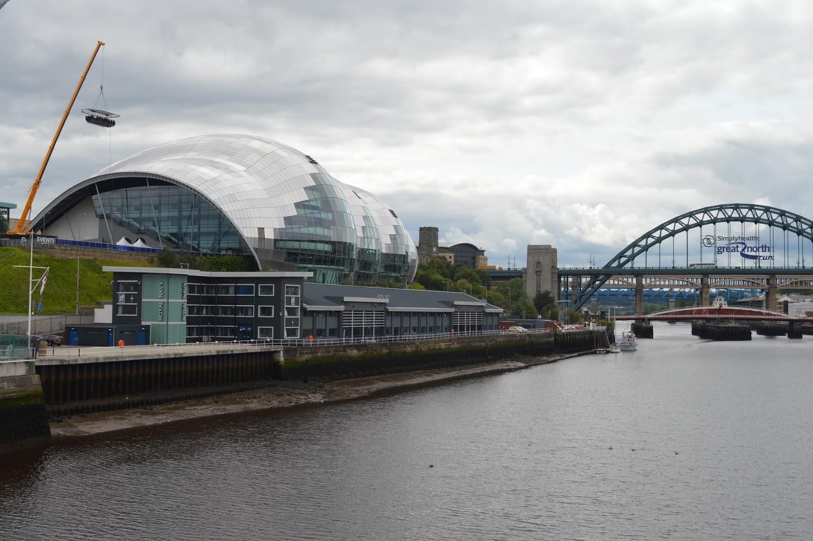 Dine in the Sky Newcastle