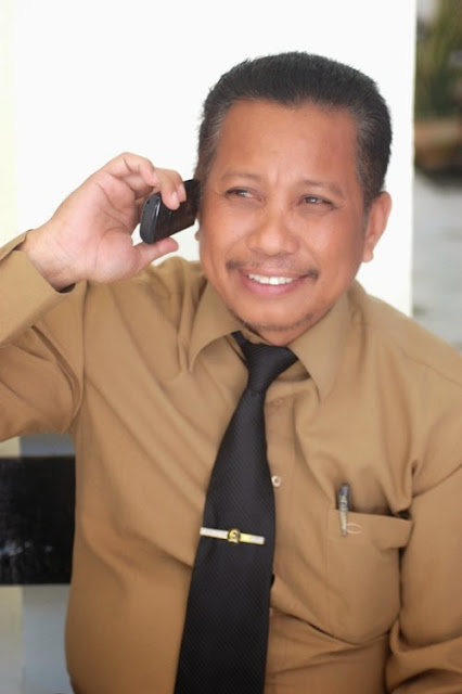 Ketua Komisi I DPRD Kabupaten Bima, Sulaiman MT,SH