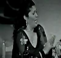 Antonia La Negra con la Familia Montoya el Flamenco de Fernando Quiñones TVE