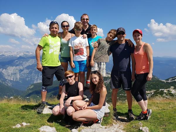 Slovinsko Tour červenec 2018
