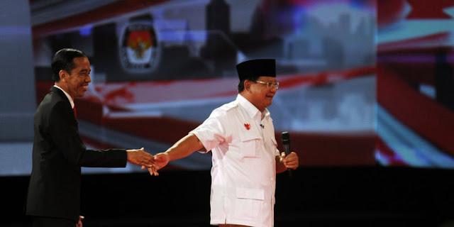 Pertanyaan yang Dititip ke Prabowo: Pak Jokowi, Sudah Berapa Janji Pilpres 2014 yang Dipenuhi?