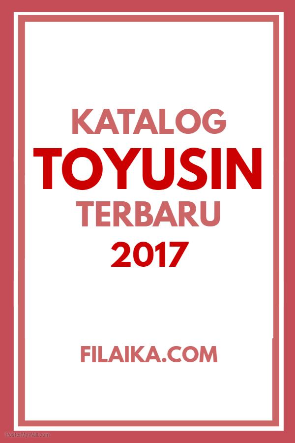 Katalog Toyusin 2017