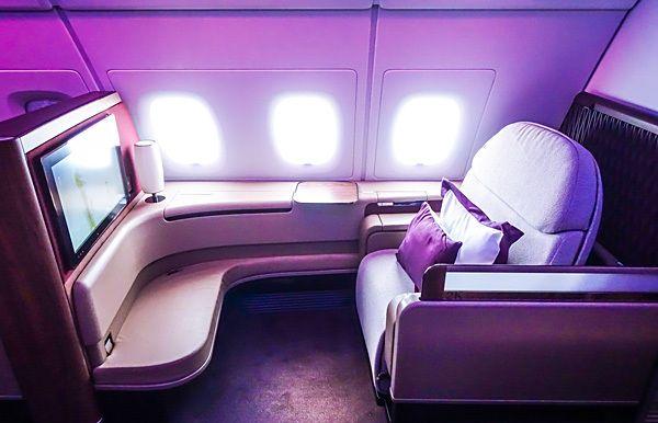 Top 5 Pesawat First Class Dunia Tiket Sampai Ratusan Juta