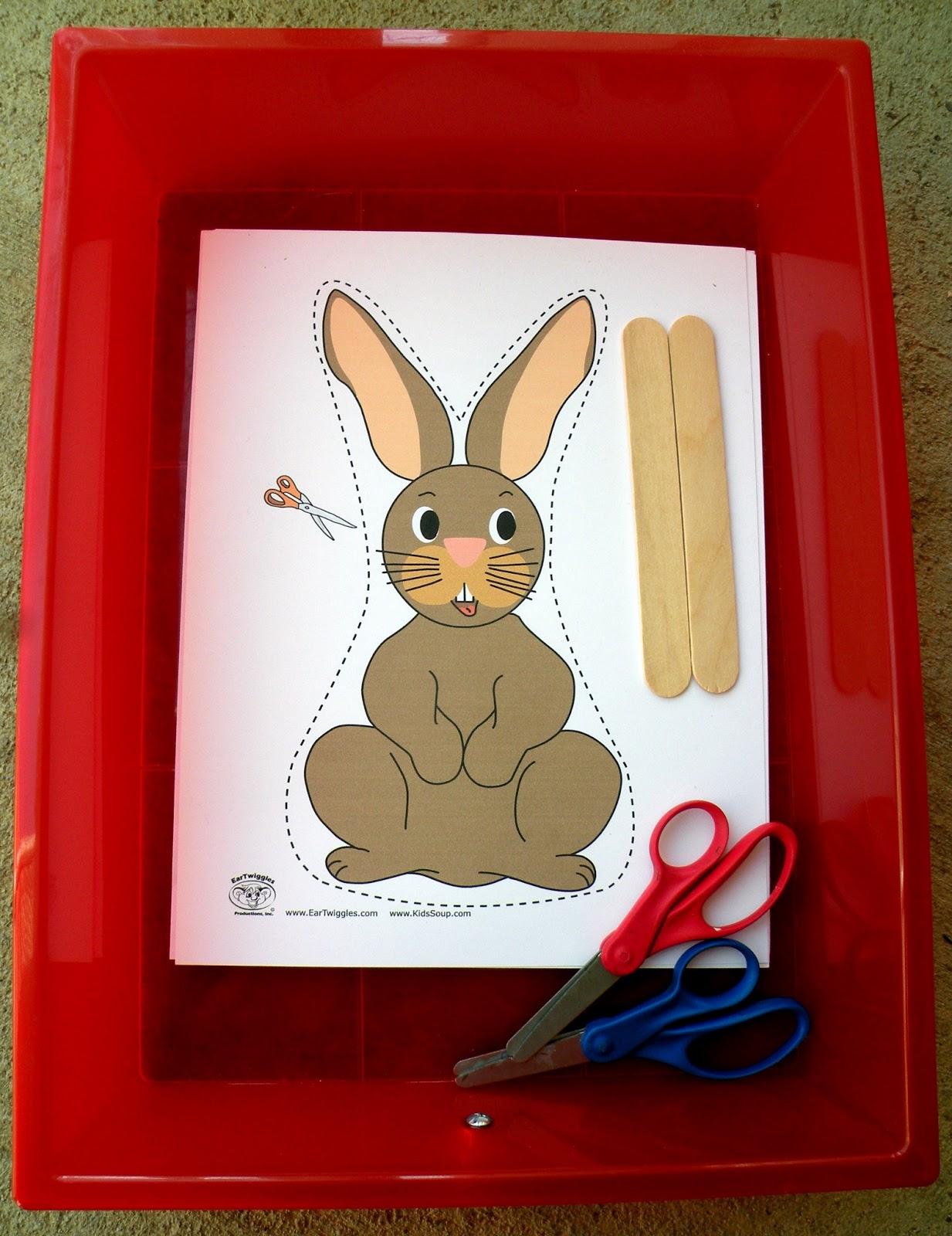 The Fantastic Five Little Rabbit Learning