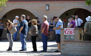 Poll: Voters Have Concerns Over Election Security