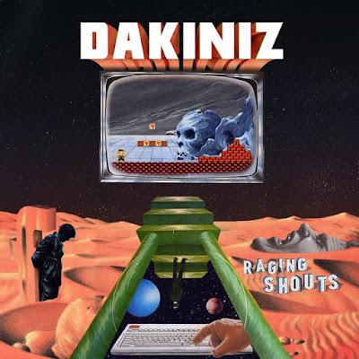 Dakiniz présente Raging Shouts, un nouvel album enragé.