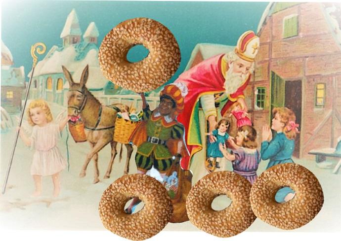 cookies aux graines de sésame