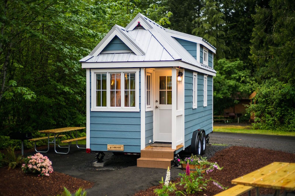 La Petite Maison De Lysie: Pourquoi Vouloir Vivre Dans Une