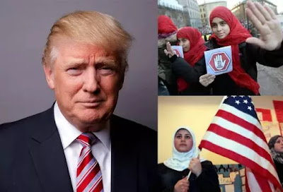 4 United States, states sue Trump administration over ban of 7 Muslim-dominant countries