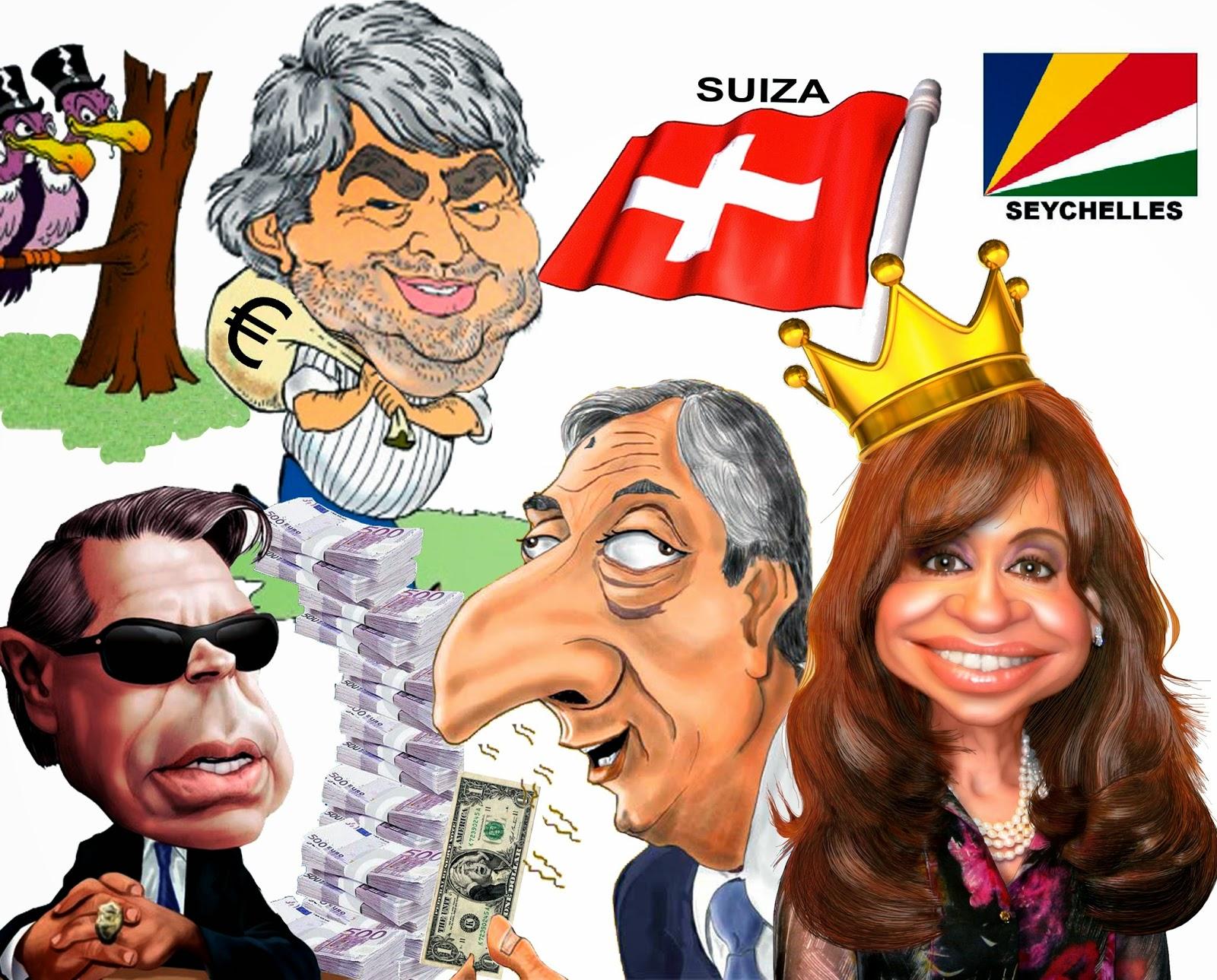 Corrupción política en Argentina