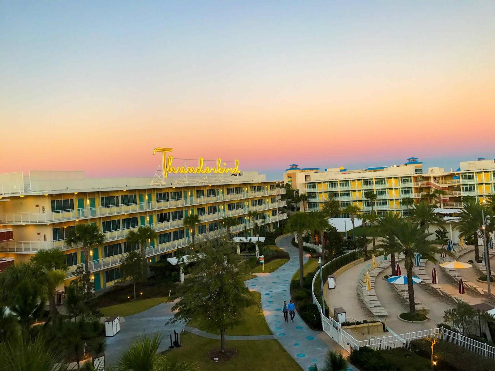 Cabana bay beach resort o hotel econômico da Universal Studios