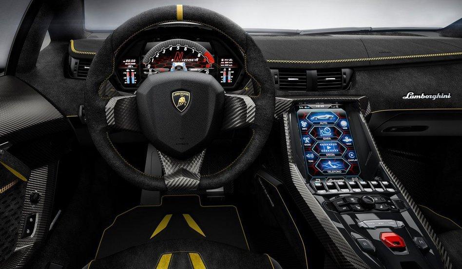 A Lamborghini Revelou Todos Os Detalhes Do Centenario, Superesportivo  Construído Para Homenagear Os 100 Anos Desde O Nascimento De Ferruccio  Lamborghini, ...