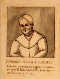 Hespérides | María Joaquina de Viera y Clavijo en la hemeroteca de Canarias #AdoptaUnaAutora