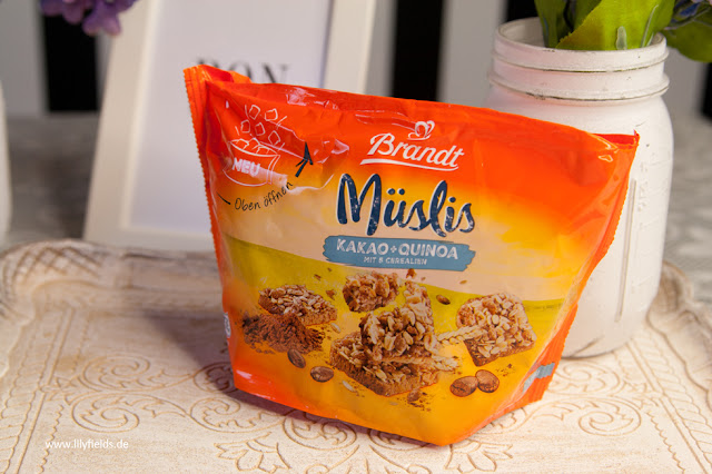 Brandt - Müslis Kakao & Quinoa