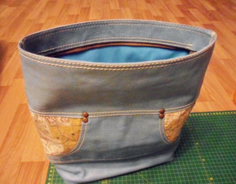фото пошива женской сумки
