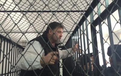 Суд засудив журналіста Руслана КОЦАБУ до трьох років і шести місяців позбавлення волі