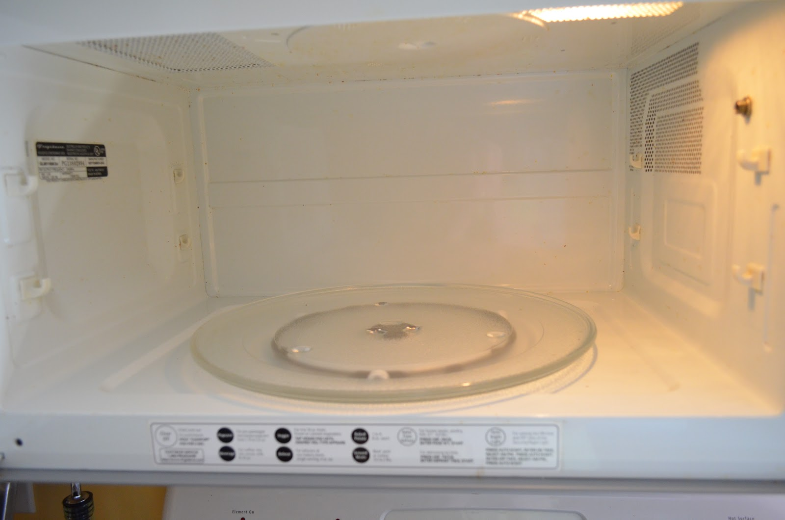 How to Clean a Microwave - Family Balance Sheet