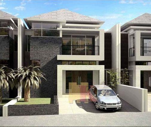 Desain Rumah Minimalis Modern Terbaru  2019 Desain Rumah