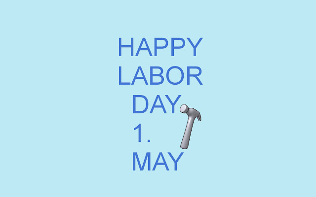 download besplatne pozadine za desktop 1440x900 čestitke praznici Happy Labor day